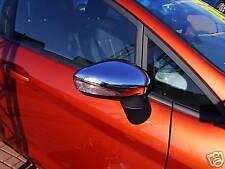 Spiegelkappen Chrom ABS für Ford Fiesta MK7, ab Bj 2008