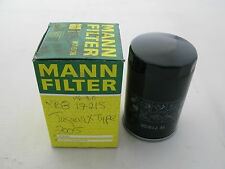 NEW MANN OIL FILTER. JAGUAR (S, X TYPE) 00-08 (#W719/36)