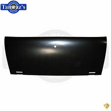 55-57 Chevy Wagon Rear Tail Gate Tailgate Panel Skin w/o Emblem Holes - Legion