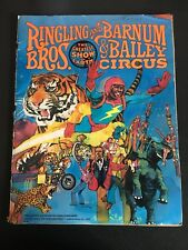 1978 Ringling Bros. and Barnum & Bailey Circus program