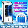 220V Portable Air Conditioner Conditioning Cooling Cooler Fan Humidifier RC 4Ice