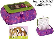 """Spiegelburg® großes Stoffkästchen """"Handmade with Love"""" Schachtel Box 10563 NEU"""