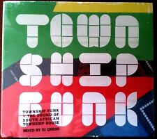 v)TOWNSHIP Funk - The Sound of South African Township House - Mixed By DJ Qness