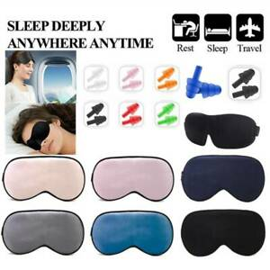 Portable Eye Shade Cover Rest Sleep Blindfold Shield Travel Silicone Eyewear