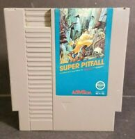 Super Pitfall (Nintendo Entertainment System, 1987) Authentic Cart Only Tested