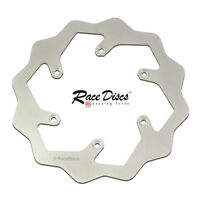 Husqvarna Solid Rear Brake Disc TC TE TX 125 2014-2018 RD035Q