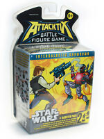 Star Wars Booster Pack inkl. 2 Figuren-Attacktix Intergalactic Showdown-Hasbro