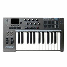 Nektar IMPACT LX25+ 25 Keys 8 Pads MIDI Controller