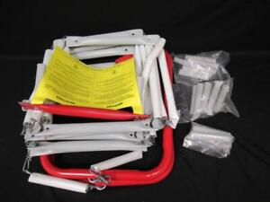 Quick Exit Emergency Ladder Escape Safety Life Saving Home Fire Danger Exit