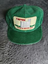 Vintage Empire Feed And Grain Patch Cap K Products Snapback Hat