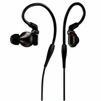 Sony Mdr-Ex1000 Monitor Closed Dymanic In-Ear Earphones BK  Portable Used