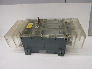 Klockner-Moeller NZM12-1250 1000A AWG 2-MCM 500 CU+AL Wire 41885EV