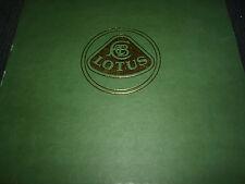 Lotus 15 50th especial William Taylor 18 26R 23 22 19 29 72 49 39 Elan Esprit