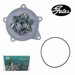 GATES Engine Water Pump for Plymouth Grand Voyager V6; 3.3L 1992-2000