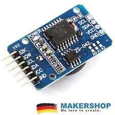 RTC DS3231 I2C Echtzeituhr AT24C32 Real Time Clock Modul Arduino Raspberry Pi