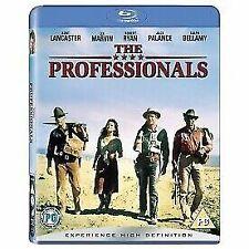 The Professionals Blu-ray 1966 2008 Region