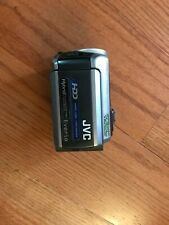 JVC DIGITAL VIDEO CAMERA LY35873-001a Camcorder USED W/ Charger