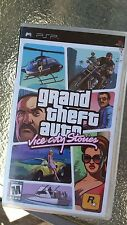 Grand Theft Auto Vice City Stories PSP Game Rated M   (J)
