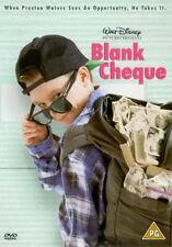 BLANK CHEQUE - DVD - REGION 2 UK