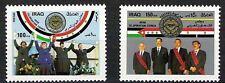 IRAQ 1989 Saddam Hussein , Mubarek , King Hussein , Ali Abdalah Saleh SC# 1383