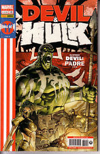 Devil & Hulk 119 - House of M - Ed. Marvel Panini