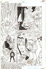 Superman #95 p.19 Superman, Orion, Lightray, Highfather, Atom 1994 Dan Jurgens