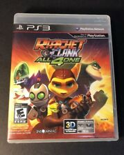 Ratchet & Clank [ All 4 One ] (PS3) USED