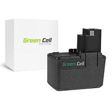 Batterie pour Bosch GSR 9.6 9.6-1 9.6V 9.6VE2 9.6VET Ni-MH 2Ah