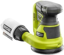 Cordless Random Orbit Sander Sanding 5 In Tool Dust Collection Bag Ryobi ONE+