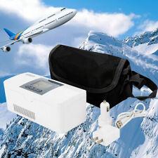 Portable Travel Medicine Freezer Mini Fridge Case Diabetic Insulin Cooler Box US