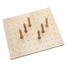 Rev-A-Shelf  9 Peg Board System for Drawers Up to 24 Inches, Maple (Open Box)