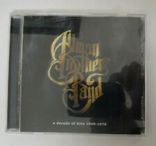 A Decade Of Hits 1969-1979 By Allman Brothers Band / Cd