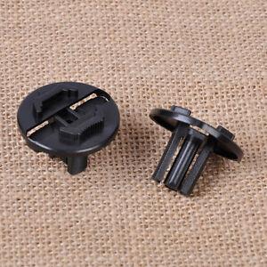 2x 1248210520 Headlight Fastener Clip Fit for Mercedes Benz W124 E420 E320 E300