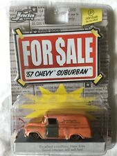 Jada Toys For Sale Series '57 1957 Chevy Suburban Die-Cast 1/64 Scale