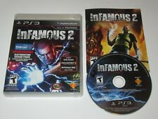 inFamous 2 (Sony PlayStation 3, 2011) Case Variant