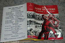 Altsheler, Joseph A. THE LOST HUNTERS    A STORY OF ...