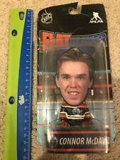 Connor McDavid Flathletes Rookie Year Figure in original package Edmonton Oilers