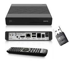 Vu+ Plus Zero Sat Receiver 1x DVB-S2 Tuner USB LAN Linux E2 + WLAN 300Mbit !!!