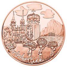 10 EURO AUTRICHE 2016 UNC - PROVINCE DE HAUTE-AUTRICHE