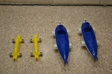 Matchbox Mega Rig Shark Ship Boat Replacement Pieces and Parts (N)