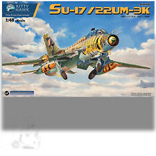 KITTYHAWK 1/48 SUKHOI SU-17/22UM-3K FITTER-F KIT 80147