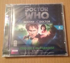 Doctor Who - Trouble In Paradise Audio Cd Nicola Bryant Cameron Stewart SEALED