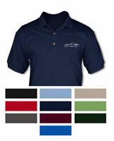 1964 Daytona Coupe Adult Pique Polo Shirt - Art of Light - Multiple Colors Sizes