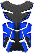 PAD PROTECTION RESERVOIR BLEU CARBONE YAMAHA R1 R6 FZ6 FZ1 FZ8 MT07 FAZER MT03