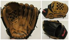 "Macgregor M-450 Baseball Glove 11.5"" Leather Sport 06458 Crown Web Deep Pocket"