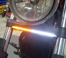 Style; Purposeful 1pcs Car Motorcycle 17 Led Strip Light Tail Turn Signal Indicator Amber/white Fashionable In