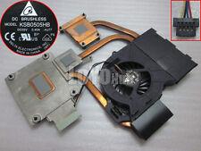 NEW For Hp dv6 dv6-6000 dv7-6000 Heatsink fan 641578-001 KSB0505HB -AJ77 4-Pin
