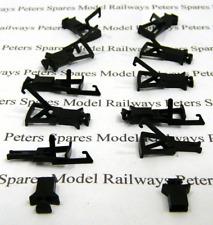 Hornby X9289 NEM Couplings & Pockets (Pk10) In Pack