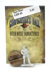 Knuckleduster GBF49 Sam Starr (Gunfighter's Ball) Old West Gunslinger Outlaw