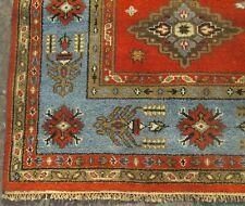 Caucasian Kazak Design Oriental Room Size Rug / Carpet Fine Condition 8.8 x 12